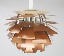 PH Artichoke lamp