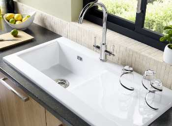 how to clean ceramic sink in 2021
