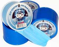 lue Monster BIG PTFE Thread Seal Tape rolls