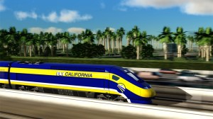 High-Speed Rail at 357 Miles per Hour