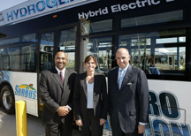 FTA Accelerates Hydrogen Bus Development