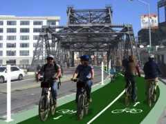 Bike Lanes SF