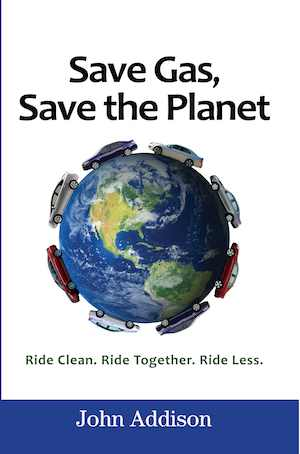 Save Gas Book Cover