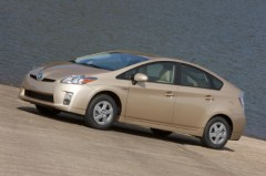 2010 Toyota Prius delivers the Best Mileage