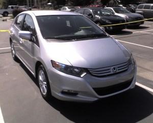 2010 Honda Insight Test Drive