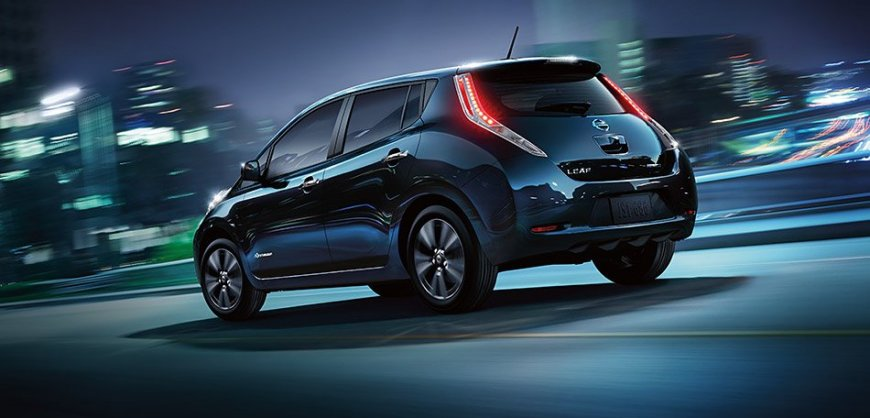 Nissan,Leaf,electric car,zero emission