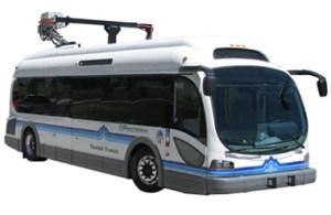California's Electric Transit Ride