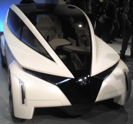 Honda P-NUT EV