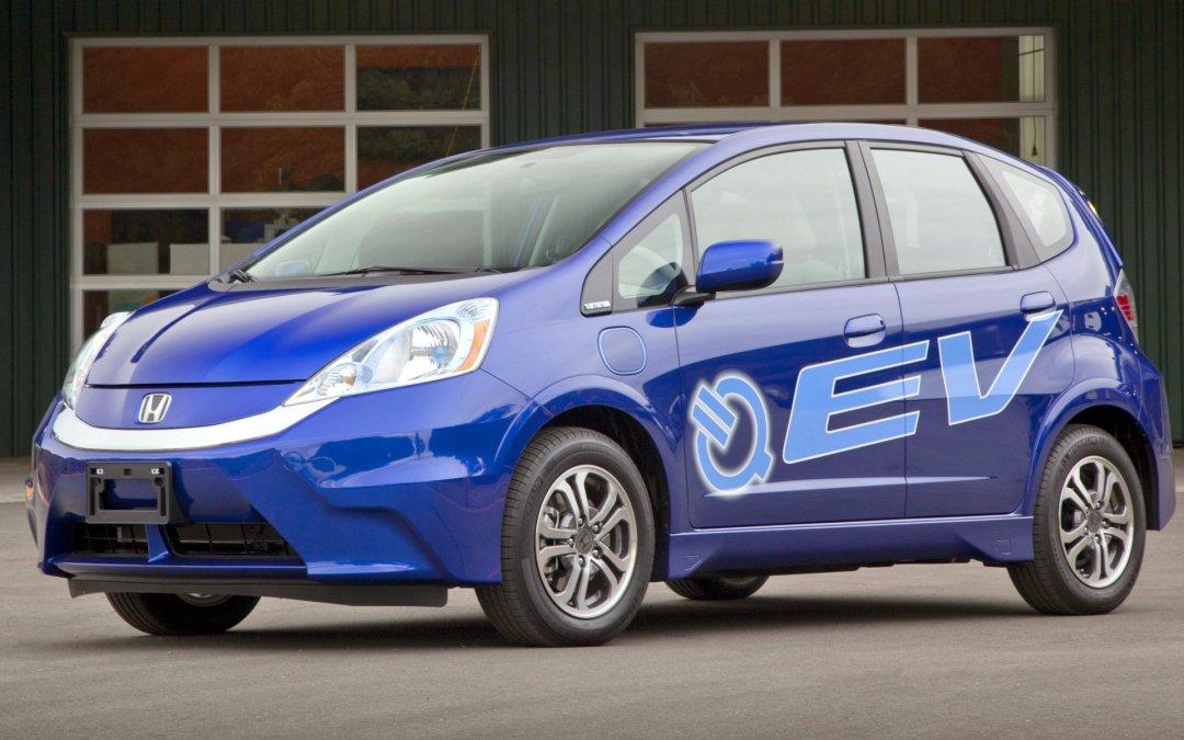 Honda Fit EV – New Electric Car Priced at $36,625