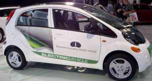 Mitsubishi i Electric Car Can Be Reserved for $29,195