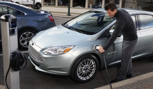 New Ford Electric Car and Hybrid Car Choices