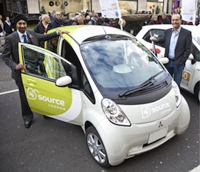 Source London iMiEV