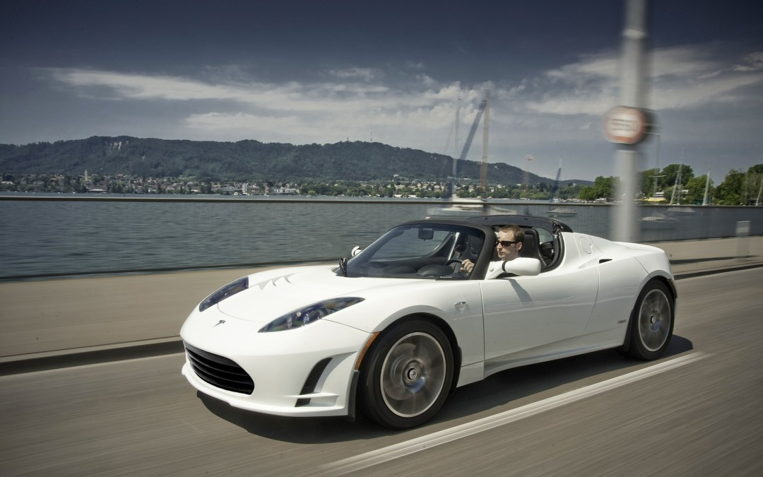 Hello Tesla Model S, Goodbye Tesla Roadster