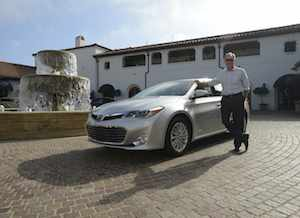 2013 Toyota Avalon - John Addison Test Drive
