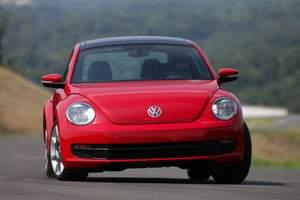 clean diesel, 40 mpg, Volkswagen Beetle TDI