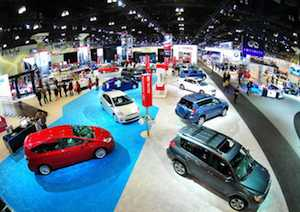 Fuel Economy Center Stage at Los Angeles Auto Show