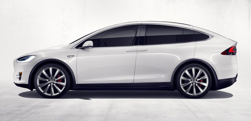 2016,Tesla,Model X,AWD,electric car
