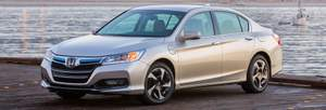 Honda,Accord,plug-in hybrid, SULEV20