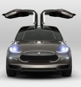 Tesla, Model X, EV future