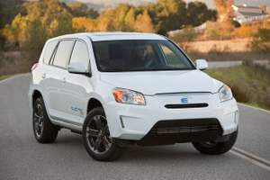 toyota,RAV4 EV,electric car,SUV,Tesla