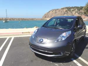 2013-Nissan-Leaf-electric-car