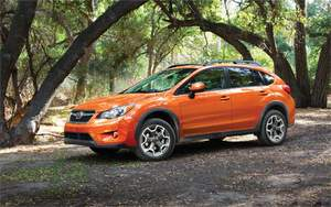 Subaru-XV Crosstrek-big MPG-AWD-SUV
