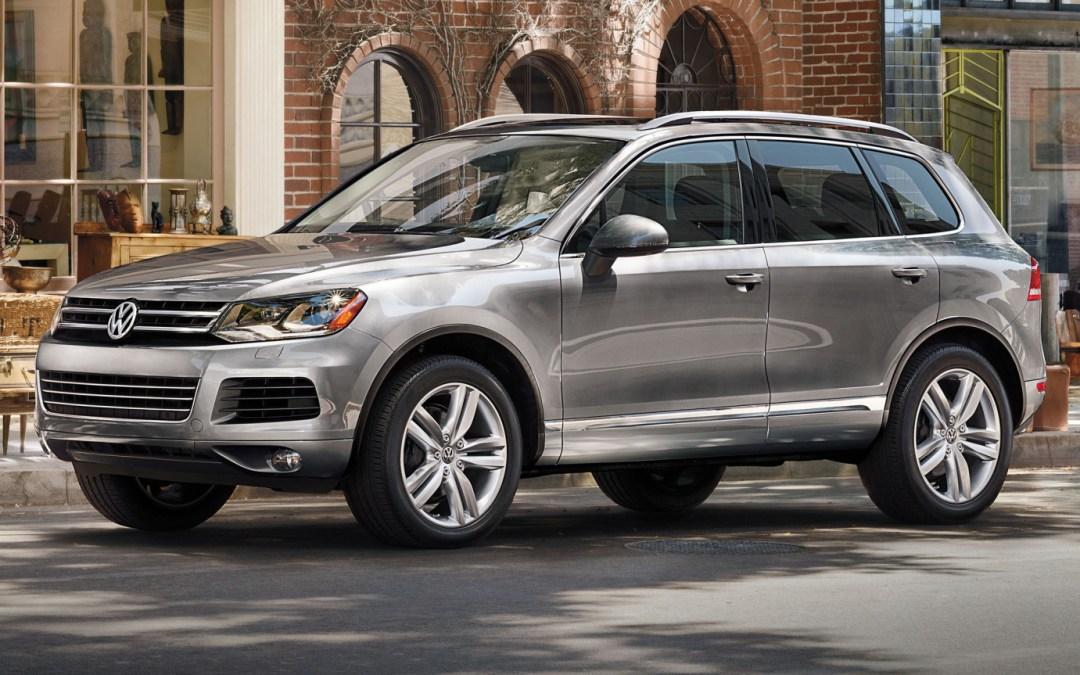 Road Test: 2014 Volkswagen Touareg TDI R-Line