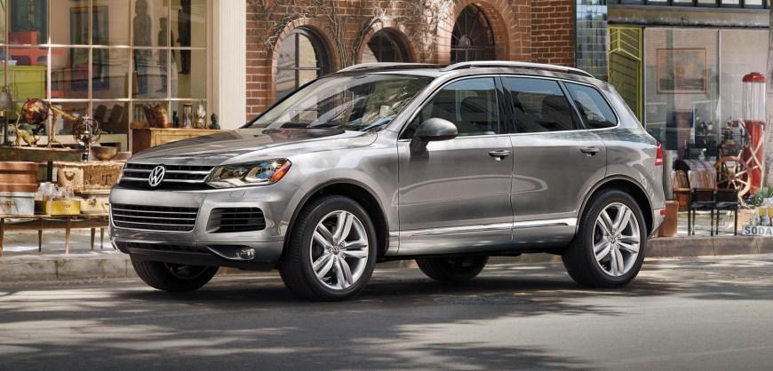 VW,volkswagen,Touareg, TDI,clean diesel, SUV, mpg