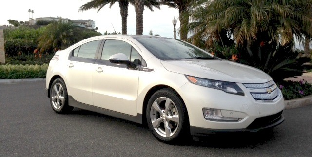 Road Test: 2014 Chevrolet Volt