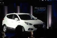 hyundai,tucson FCEV, fuel cell,