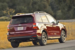 Road Test: 2014 Subaru Forester - a fuel economy surprise