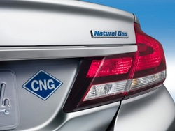 Honda,Civic,CNG,natural gas