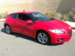 Honda,CR-Z,hybrid,mpg,fuel economy,sports car, peformance