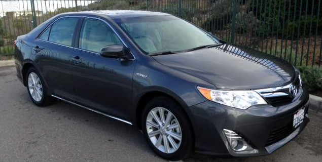 Delightful Road Test: 2014 Toyota Camry Hybrid XLE Premium