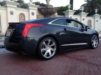 Cadillac,ELR,plug-in hybrid,fuel economy, luxury
