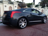 Cadillac,ELR,plug-in hybrid,fuel economy, luxury