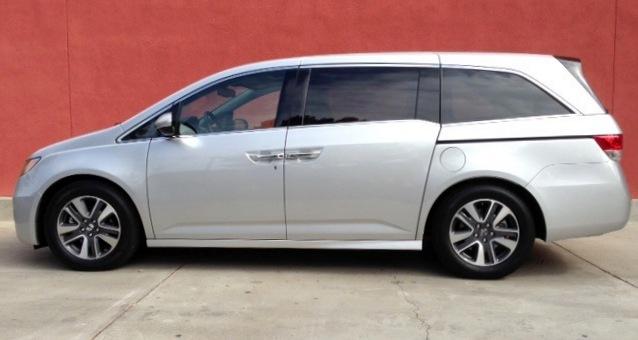 2014,Honda,Odyssey,minivan,mpg
