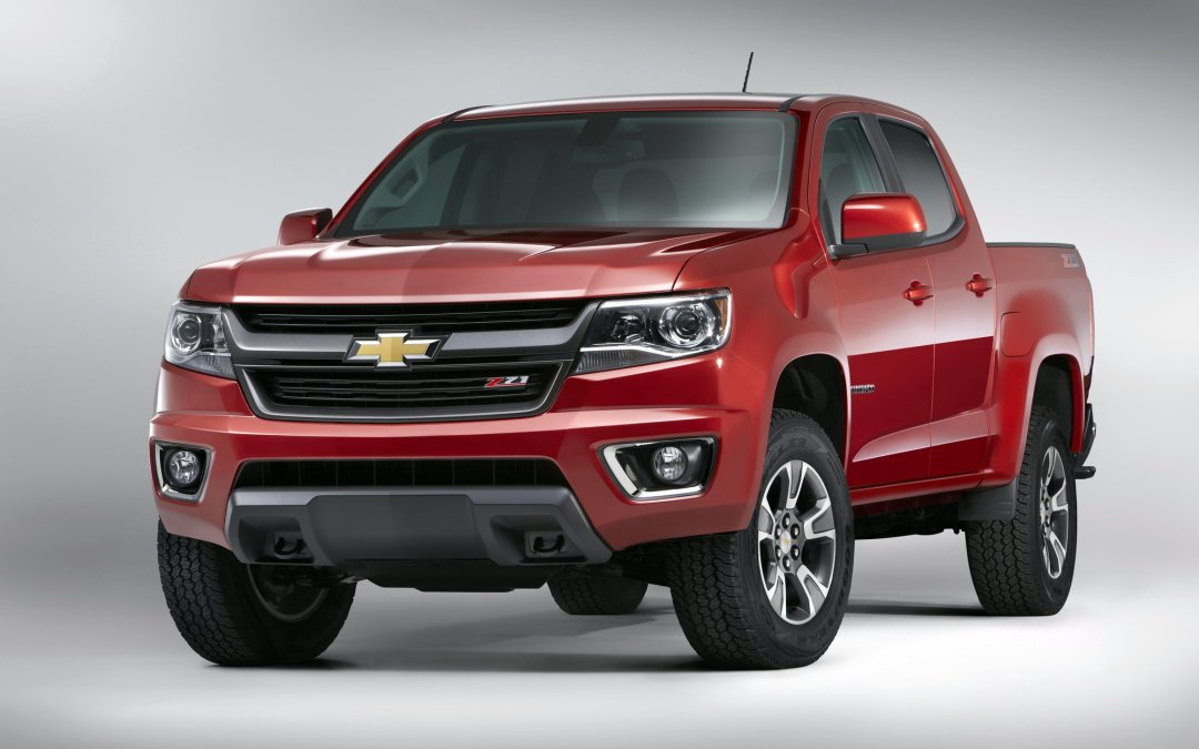 First Drive: 2015 Chevrolet Colorado and GMC Canyon