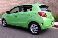 2014,Mitsubishi,Mirage,fuel economy,mpg,powerless