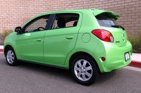 2014,Mitsubishi,Mirage,fuel economy,mpg,powerless