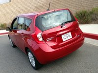 2014,Nissan,Versa,Note,mpg,fuel economy,gas miser