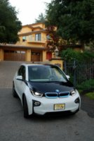 2014,BMW i3,range extender,electric car