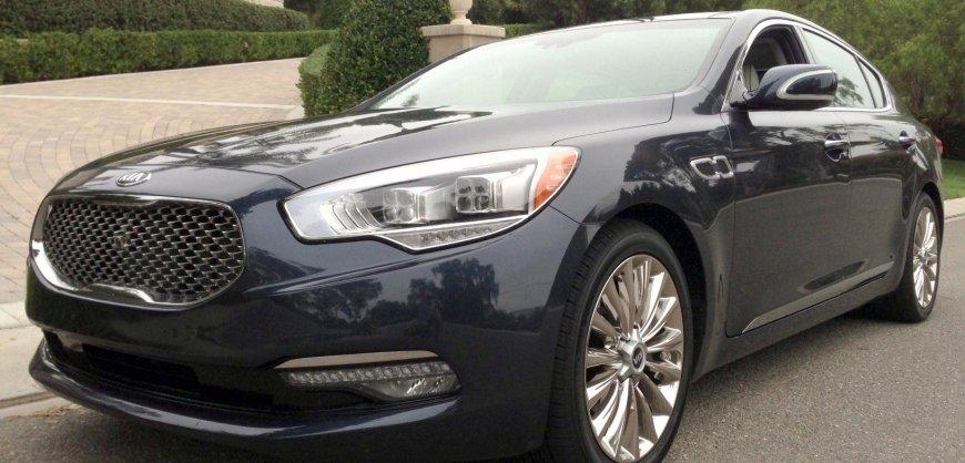 2015,Kia,K900,luxury