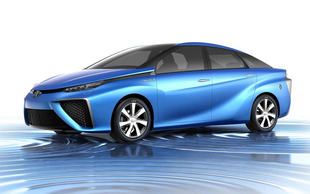 2014 LA Auto Show: A Hydrogen Milestone