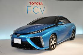 2015,toyota,Mirai,fuel cell,hydrogen, zero emission vehicle