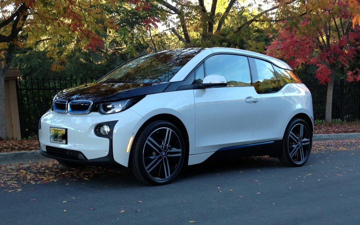 BMW i3,electric car,EV