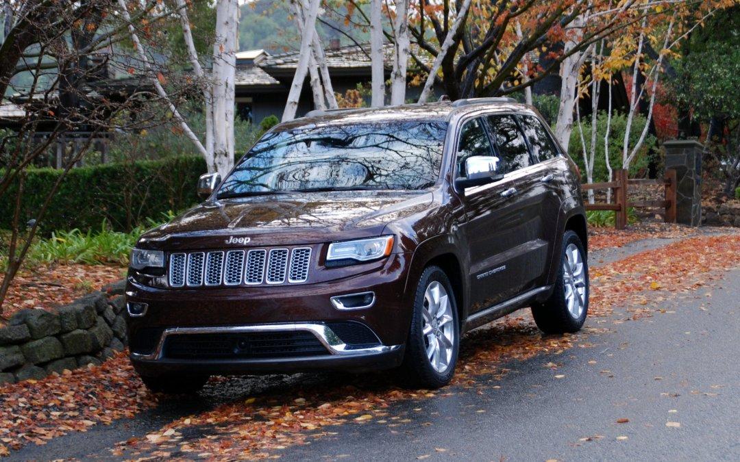Road Test: 2014 Jeep Grand Cherokee EcoDiesel Summit 4×4