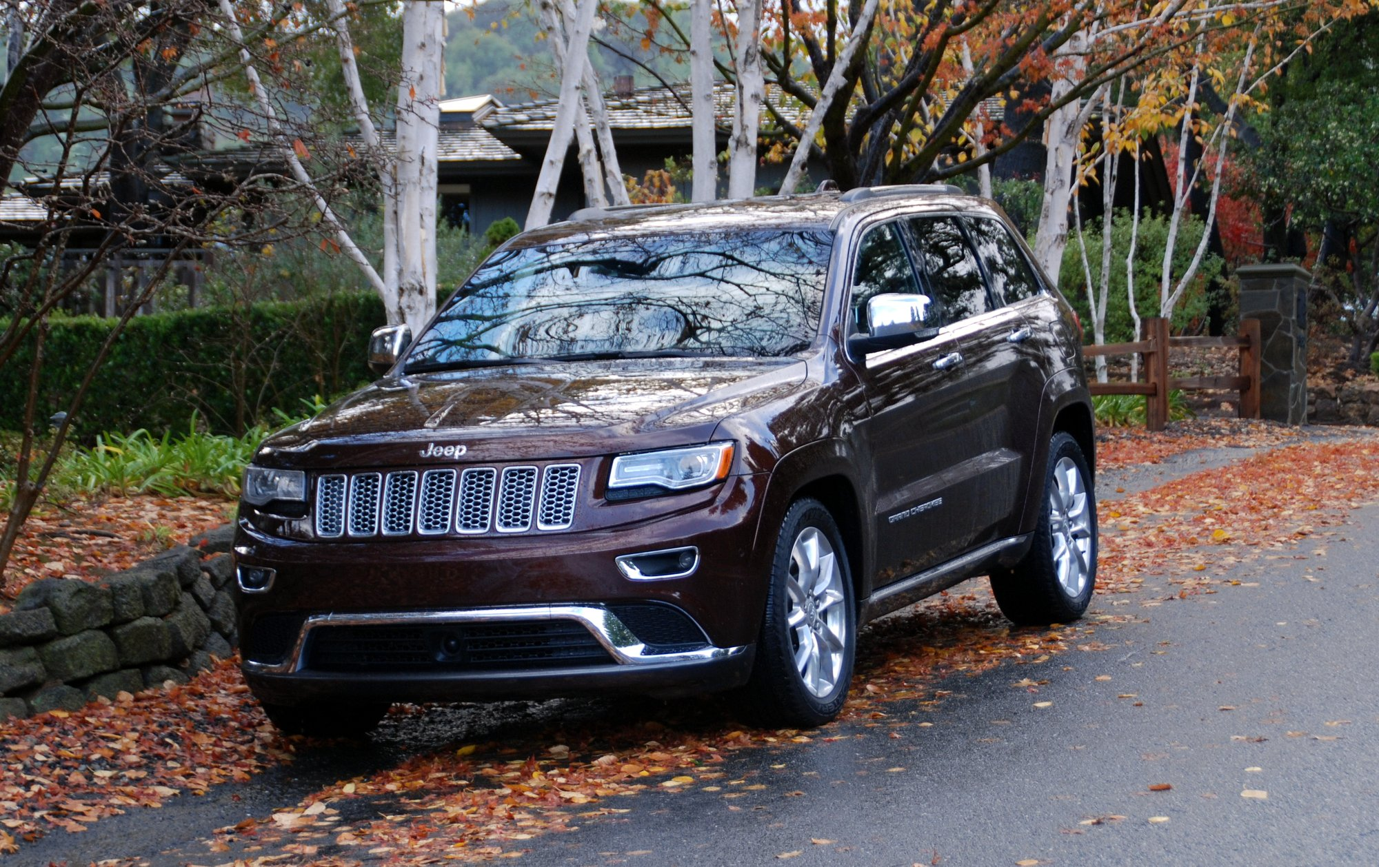 2014 Jeep, Grand Cherokee EcoDiesel,fuel Economy, Mpg