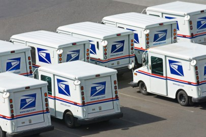USPS looks for a  new truck