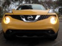 2015 Nissan, Juke SL,styling